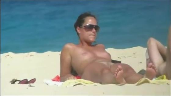 Hot Babe Beach #1