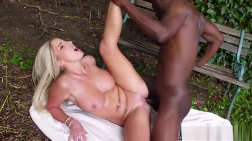 Handsome busty UK Georgie Lyall is making an amazing BJ