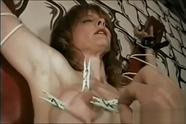 Excellent xxx movie BDSM ever seen Pissing her bed