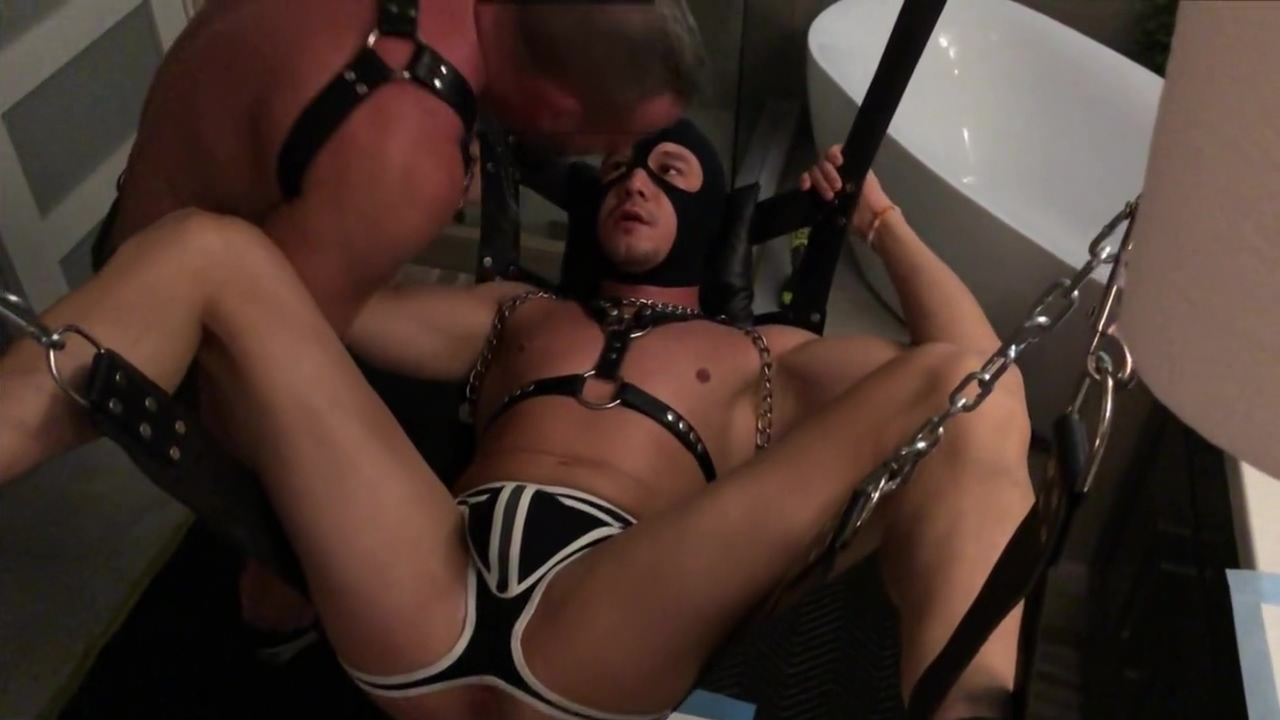 Stags slave Slammed in Sling and Fisted Chubby girls thumbs