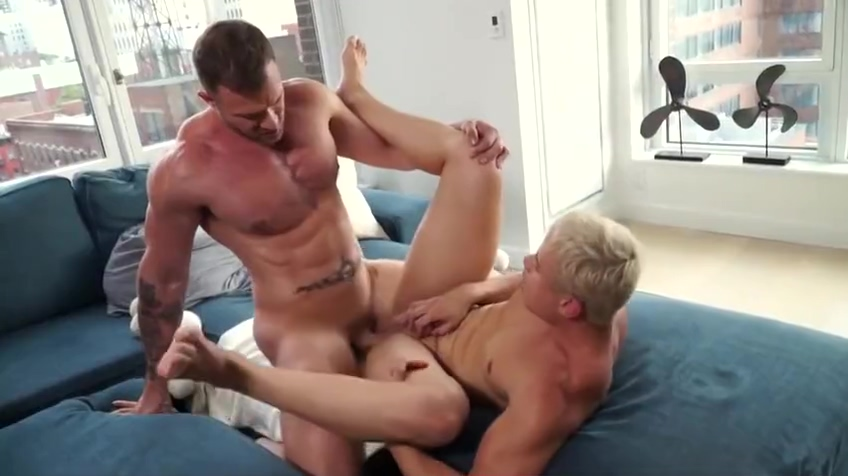 Hot strapped homosexuals enjoying some rough barebacking katrina ki bf photo