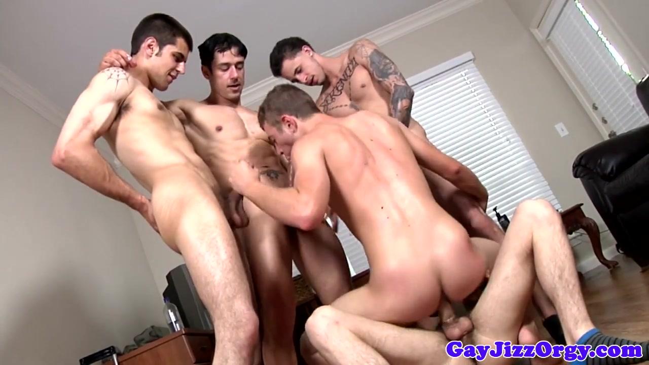 Well hung hunks giving bukkake cumshot Porno gay xxl