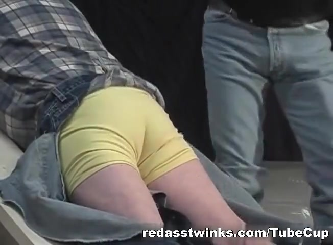 Kinky gay dude gets ass spanked Bbw big boobs