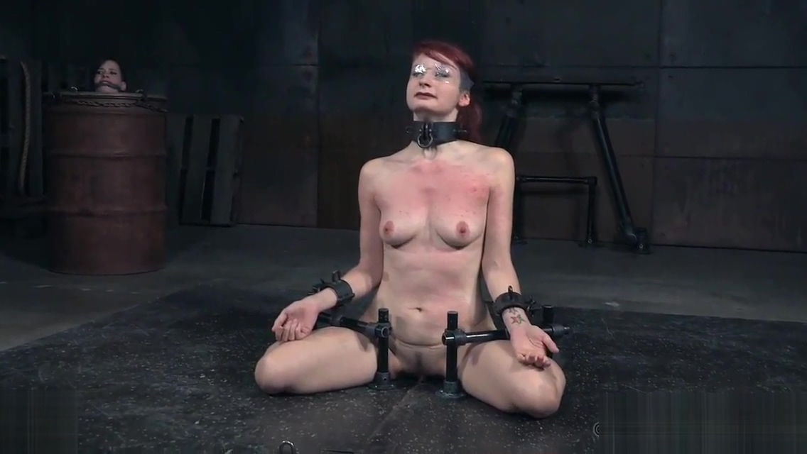 Choked redhead sub punished hard by maledoms Chubby blonde amy with big tits