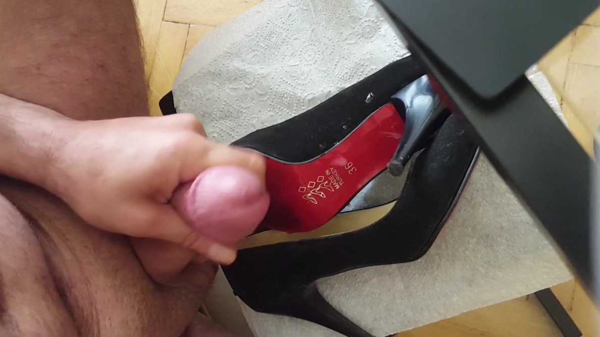 my horny Handsfree Cumshot compilation Mature with hairy pussy blows and fucks