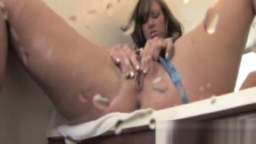 Fabulous porn movie Masturbation hot , watch it she let me cum in her pussy