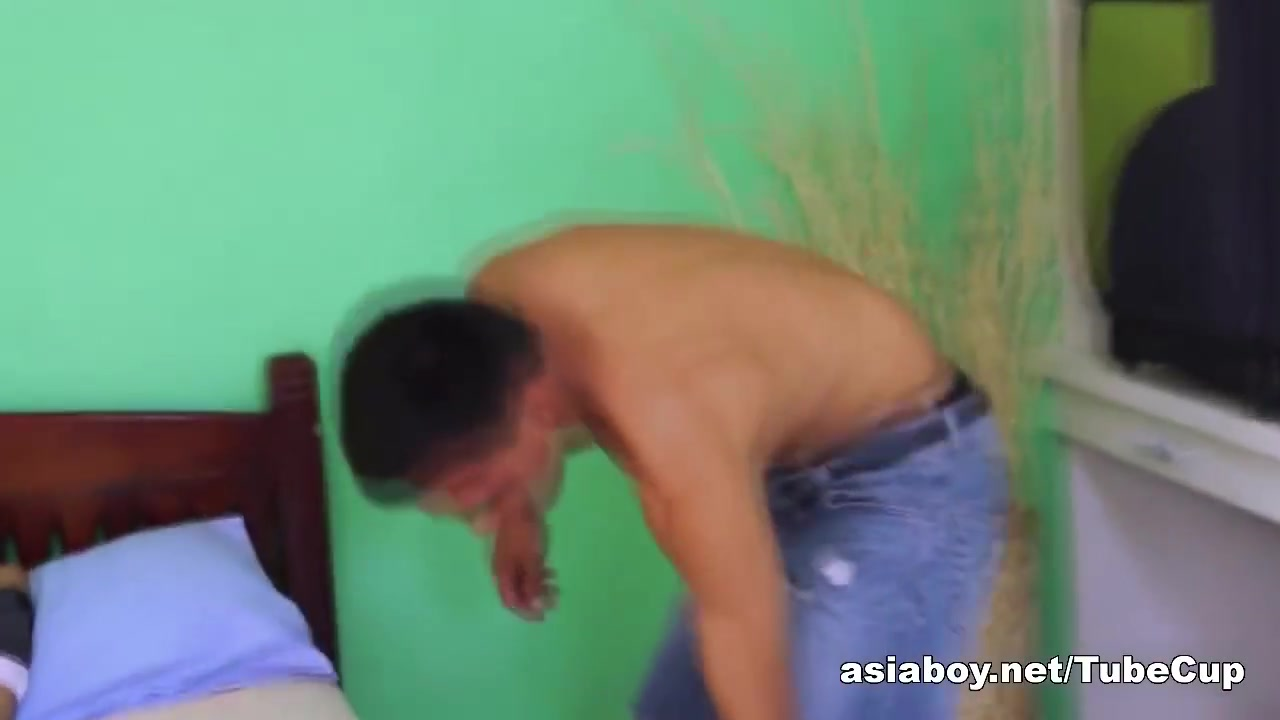 AsiaBoy Video: Tied me up and suck me Good vibes poem