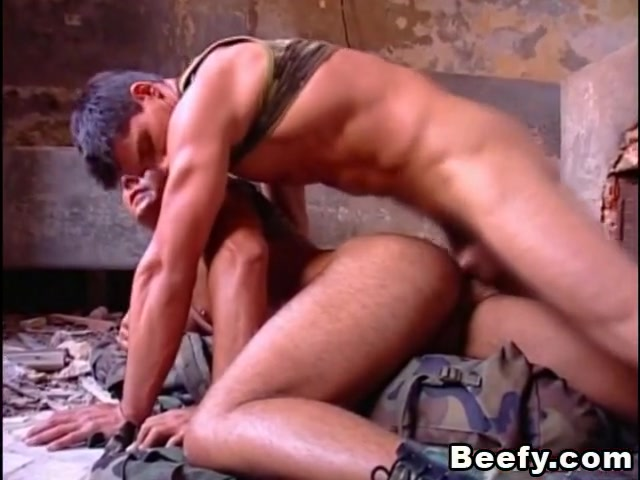 Big Army Muscled Men Craves Ass Fuck Two hot and wet babes getting dirty