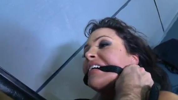 Lisa Ann gets punished