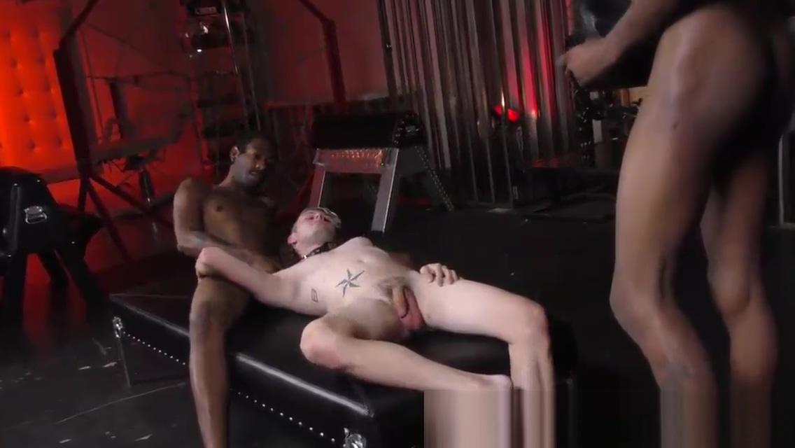 Twink has bdsm threesome Ghetto hoochie porn