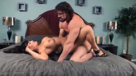 Lisa Ann hot sex and cum on face nude chick gets fucked