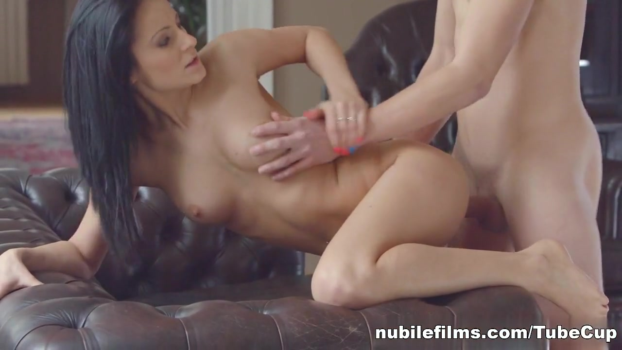NubileFilms Video: Irresistible Charm Men with foreskin