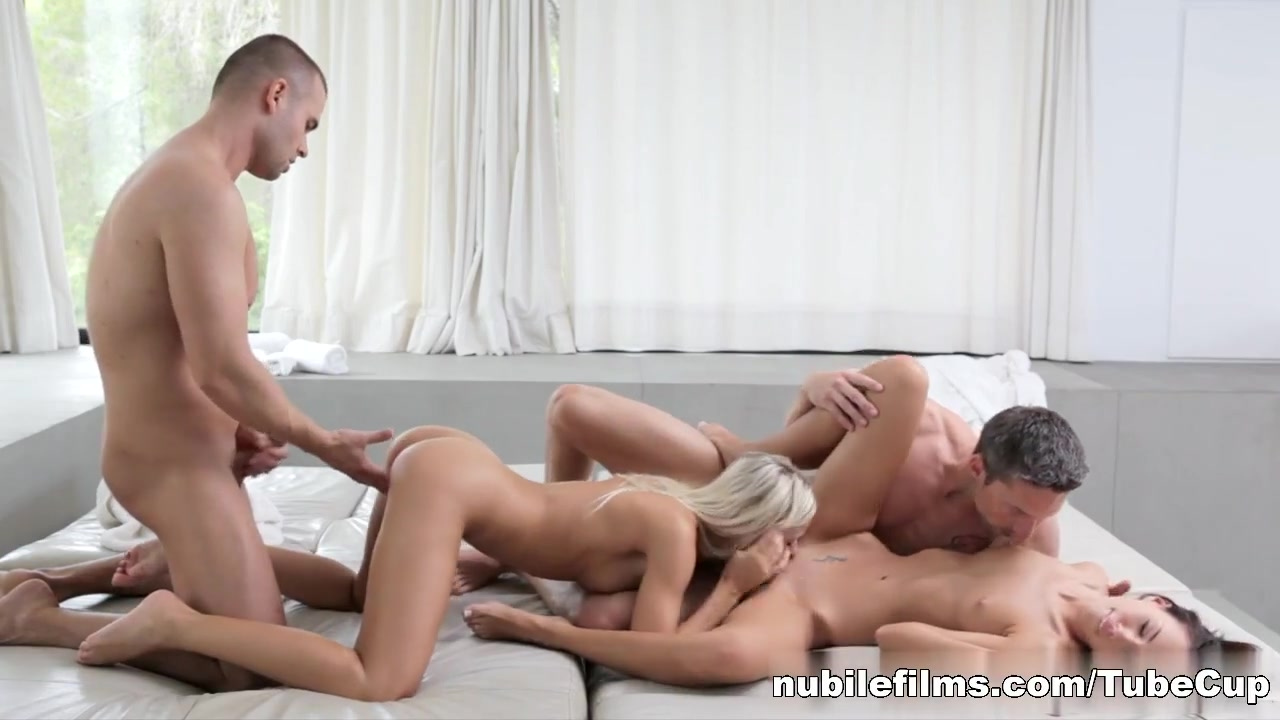 NubileFilms Video: Group Session job sex video editor