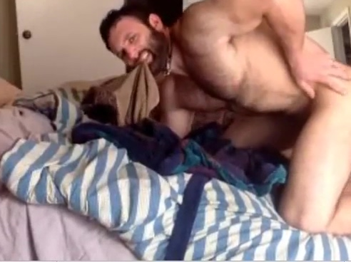 Hairy straight married guy plays with vibrator on cam Busty milf dawn allison