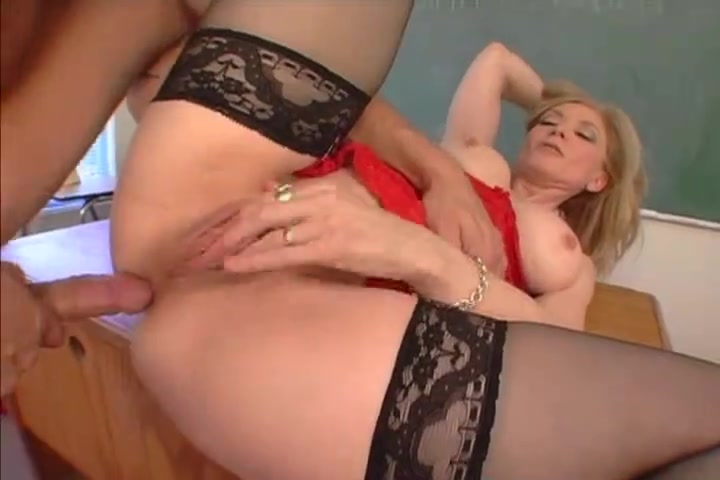 Nina Hartley - Mom Likes Youthful Dick Milf money song