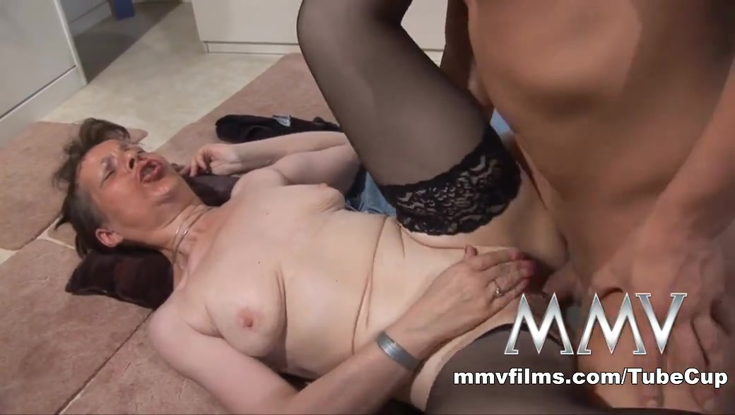 MMVFilms Video: Granny Knows Best Big booty bbw show