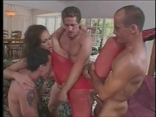 Hawt dark brown with astonishing titties takes 3 jocks at one time Slut Sex in Middelburg