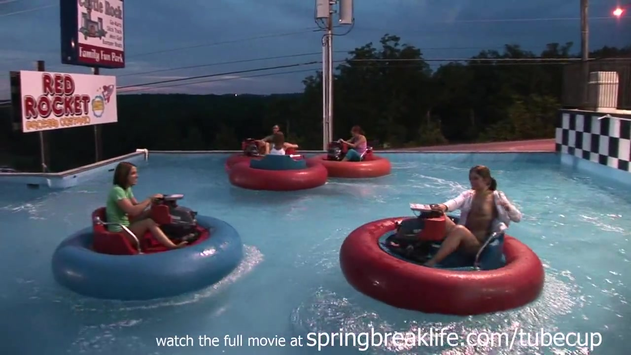 SpringBreakLife Video: Topless Bumper Boats Naked granny gallery