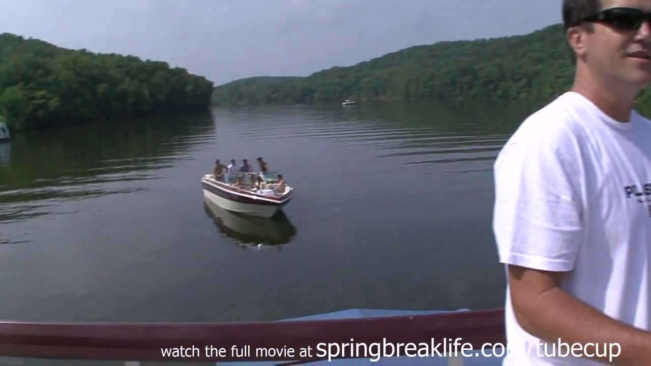 SpringBreakLife Video: Headed Out To The Lake jessica alba full sex scene