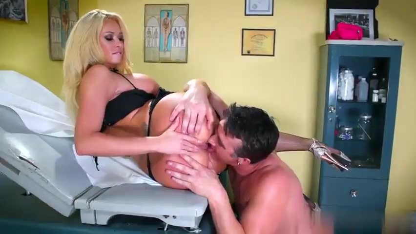 Blonde milf Summer Brielle Taylor with hot hooters taking part in action-