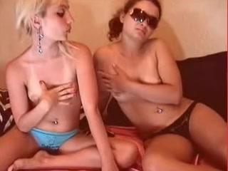 Fucker orgasam lesbian BDSM