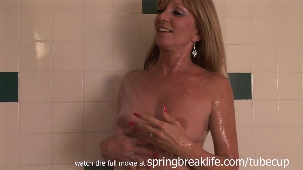 SpringBreakLife Video: Hot Milf Shower Dating depressed girl rooms