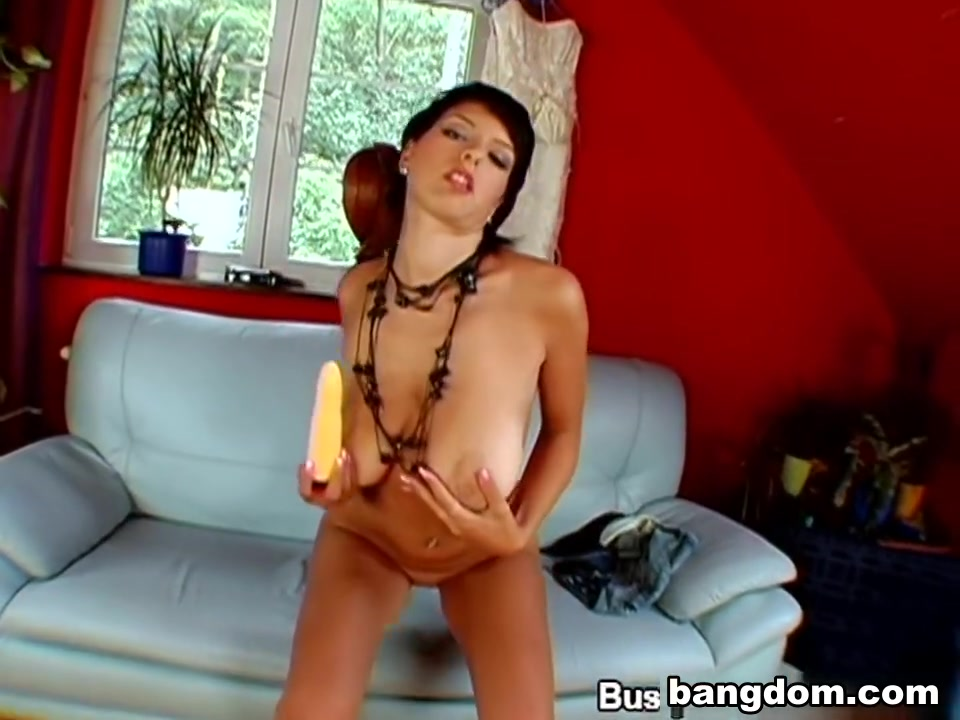 Dick and Dildos In Her Ass Exotic Dancer Tubes