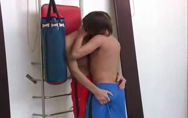 Boxing Gay Twinks Lady Love Hentai