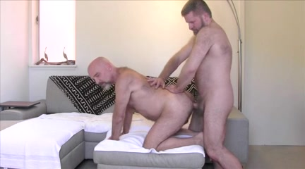 Two Hot Hairy Bears bart simpson porn video