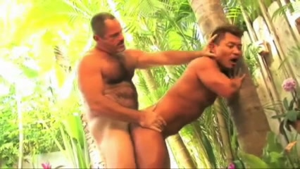 Hairy beefy daddy pleases asian twink Pregnant women love to fucking