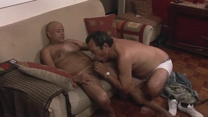 Older Gay Couple Making Sweet Gay Love On The Couch Kajal Sex Xxx