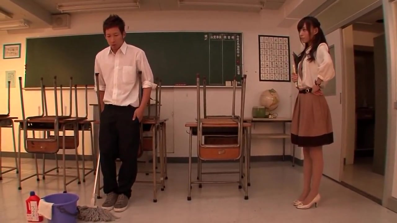 Aino Kishi Teacher aino kishi temptation class teacher love / upornia
