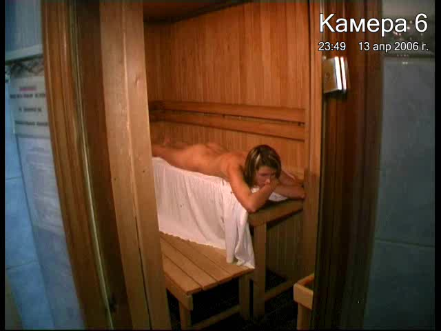 Naked blonde voyeur in sauna Is use of facial toner necessary