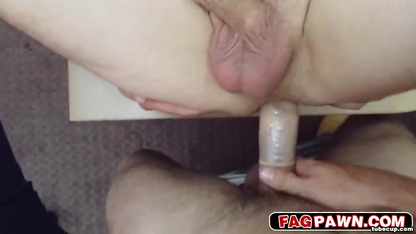 Hot dude in tuxede gets ass fucked Anal sex desensitizing cream