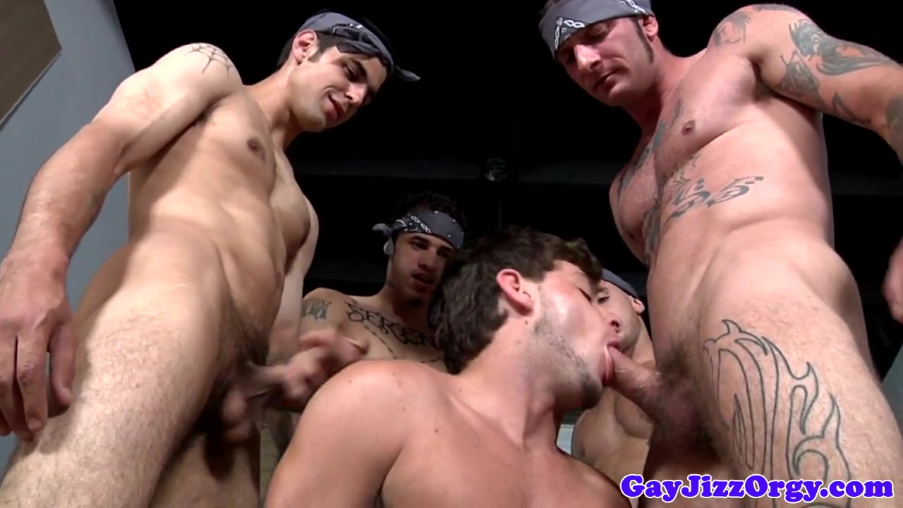 Ty Tucker sucking cocks at a gang orgy classic mom sex clip