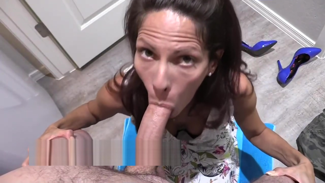 Moaning While Sucking Dick