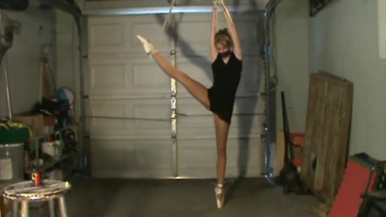 Ballerina in Bondage-