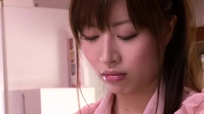 Japanese Young Girl Massage