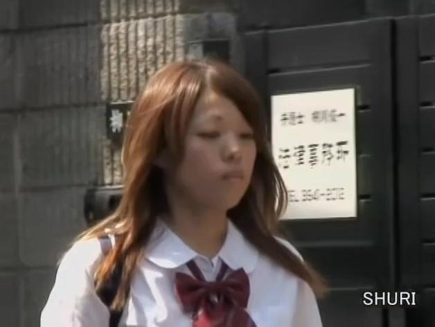 Sharking shuri finds a smoking hot college girl going home Asianmeat Com