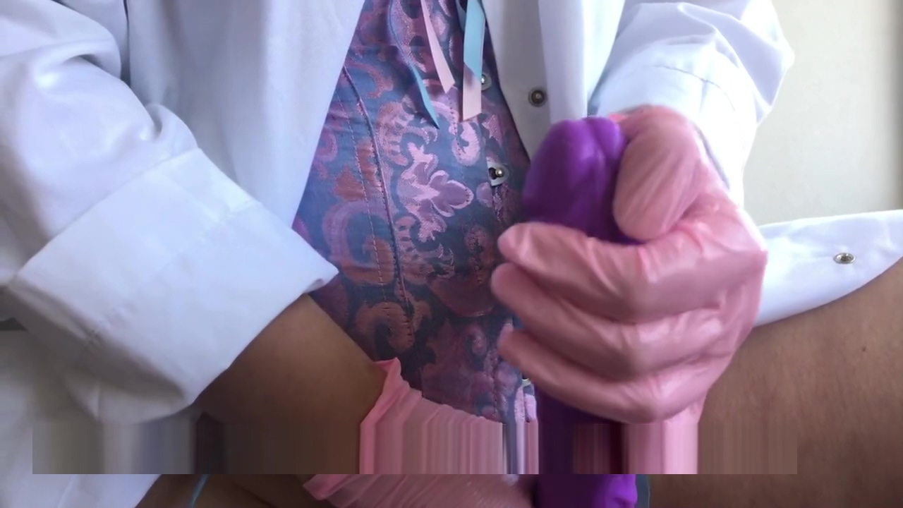 Doctor Examination RolePlay. Ass and Cock Domination. Mistress HWVenus.