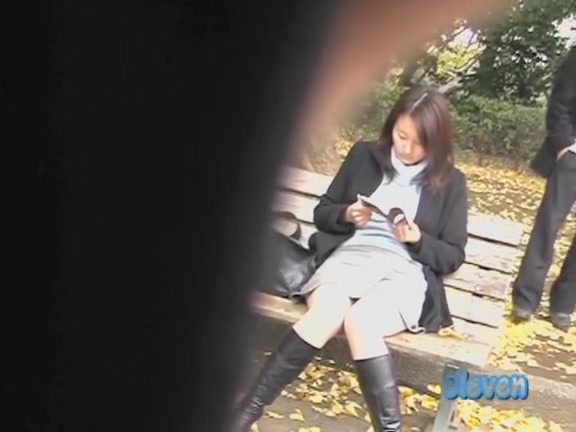 College girl was reading her diary and got skirt sharked scarecrow latex mask fx