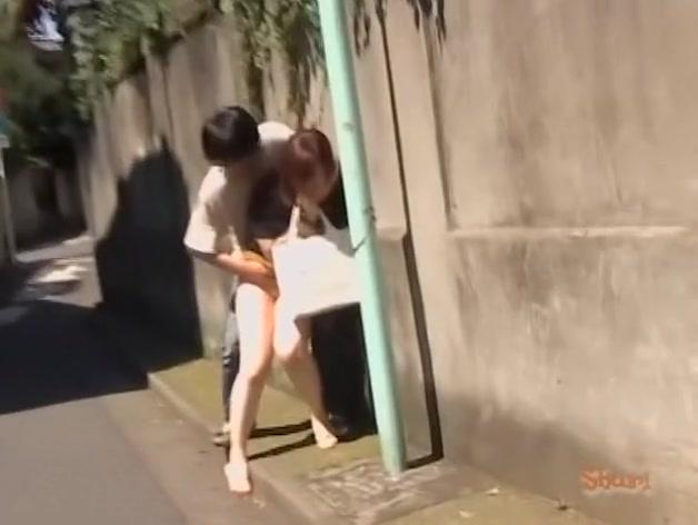 Asian babe got her pussy fingered on street sharking. petter hegre amazing naked girls
