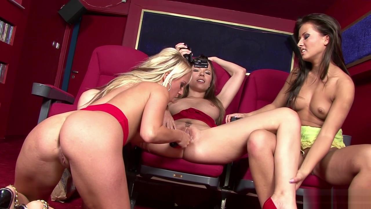 girls get lucky scene 2