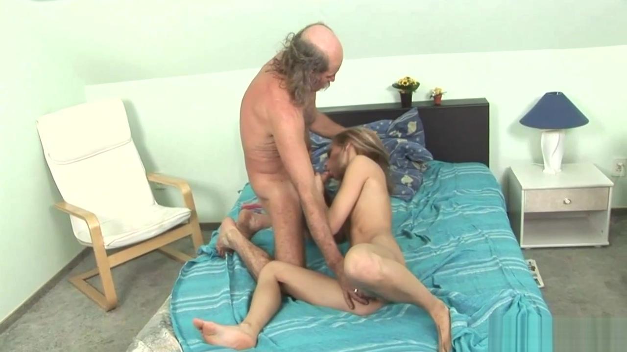 ALT JUNG - Gross Grandpa Und Ein Jugendlich
