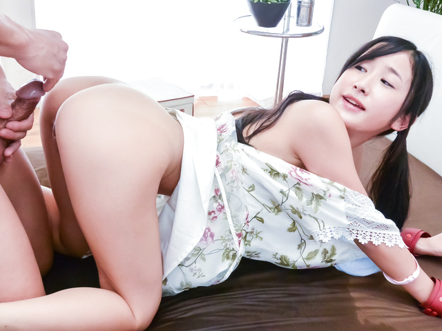 Suzu Ichinose fantasy sex with an o - More at 69avs.com