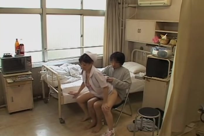 Hardcore Japanese fucking for a pretty and kinky nurse 44dd tumblr