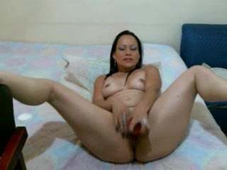 Latin Chick Copulates and Rides Wet Crack Using Sextoy On Webcam Caught voyeur amateur
