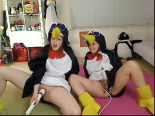 Teen penguins on cam Christie lee porn