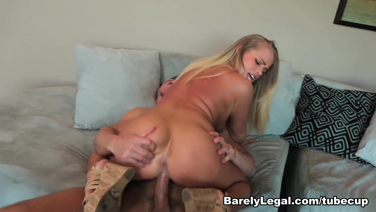 Britney Young in Teenage Rebellion