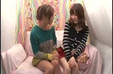 Lesbians fuckin Japanese sex